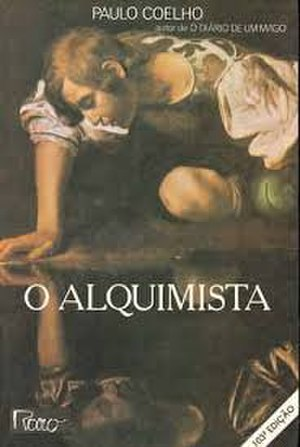 The Alchemist (novel) - First English edition cover