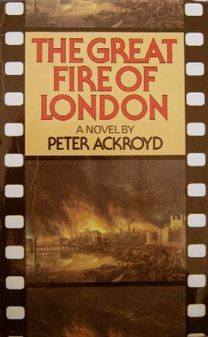 The Great Fire of London (novel) - First edition