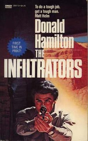 The Infiltrators - First edition cover