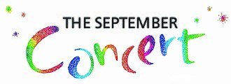 The September Concert - Image: The Sept Concert official logo