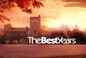The Best Years - Image: The Best Years intertitle
