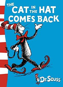 The Cat In The Hat Comes Back Wikipedia