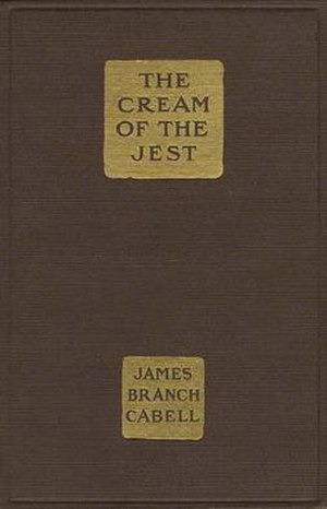 The Cream of the Jest - Cover of first edition