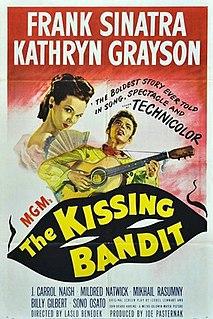 <i>The Kissing Bandit</i> (film) 1948 film