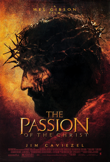 <i>The Passion of the Christ</i> 2004 film directed by Mel Gibson
