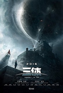 <i>The Three-Body Problem</i> (film) 2018 Chinese sci-fi film by Zhang Fanfan