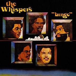 Bingo (The Whispers album) - Image: The Whispers Bingo album