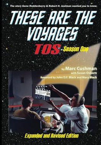 These Are The Voyages: TOS, Season One - Front Cover