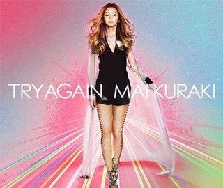 Try Again (Mai Kuraki song) 2013 single by Mai Kuraki