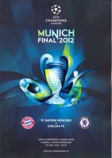 2012 UEFA Champions League Final