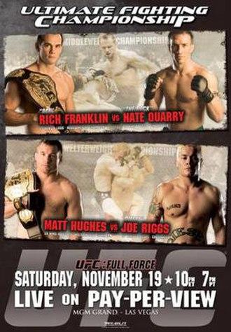 UFC 56 - Image: UFC56