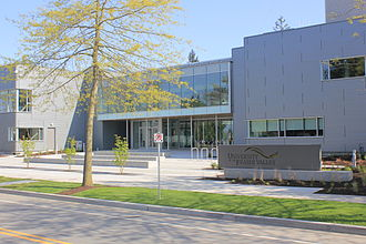 University of the Fraser Valley - New campus at Canada Education Park