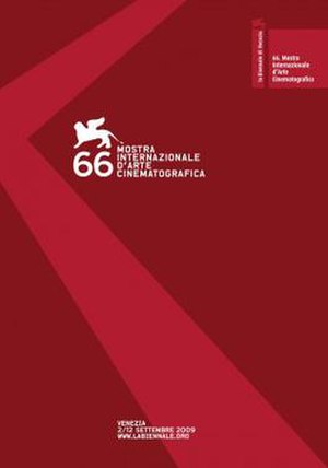 66th Venice International Film Festival - Festival poster