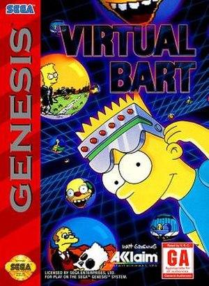 Virtual Bart - Image: Virtual Bart