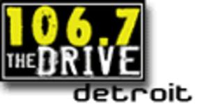 WDTW-FM - Image: WDTW FM 106 7 Drive radio logo