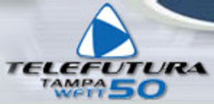 WFTT-DT - Former WFTT logo, used from 2002 to 2013.