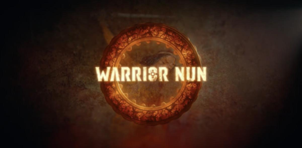warrior nun - photo #6