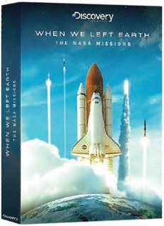 <i>When We Left Earth: The NASA Missions</i> Documentary miniseries