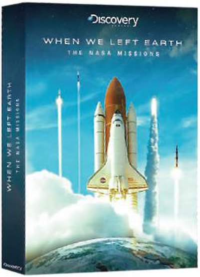 Picture of a TV show: When We Left Earth: The Nasa Missions
