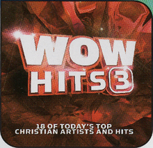 Album art was adapted for WOW Hits 2009.