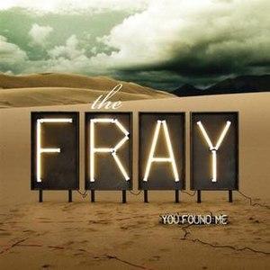 You Found Me - Image: You Found Me The Fray Artwork