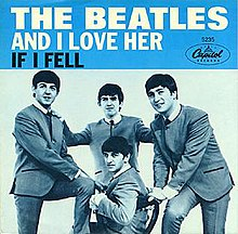 The Beatles — And I Love Her (studio acapella)