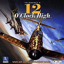 12 O'Clock High Bombing the Reich Cover.jpg