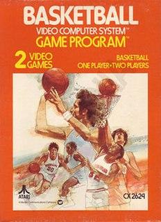 <i>Basketball</i> (1978 video game) 1978 basketball video game
