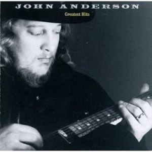 Greatest Hits (John Anderson album) - Image: 1984johnandersongrea testhits