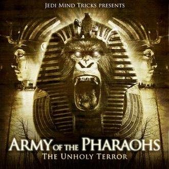 The Unholy Terror - Image: 20091019 AOTP1