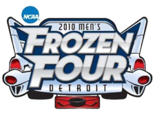 2010 Frozen Four logo