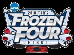 2010 NCAA Division I Men's Ice Hockey Tournament - 2010 Frozen Four logo