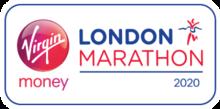 Maratona di Londra 2020 logo.png