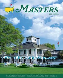 2021 Masters Tournament American golf tournament