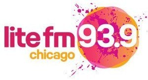 WLIT-FM - 93.9 Lite FM logo used from 2012 to 2013
