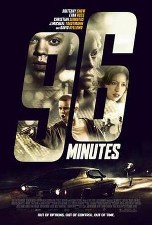 96 Minutes - Promotional poster