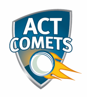 ACT Comets - Image: ACT Comets Logo