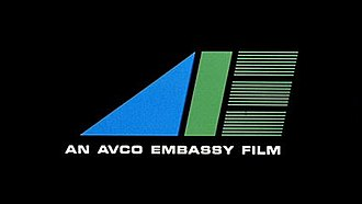 Embassy Pictures - AVCO Embassy Pictures logo, used from 1968-1982