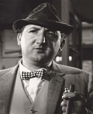Ronald Fraser (actor) - in Crooks in Cloisters (1964)