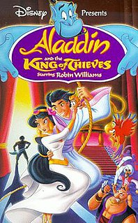 1996 animated film directed by Tad Stones