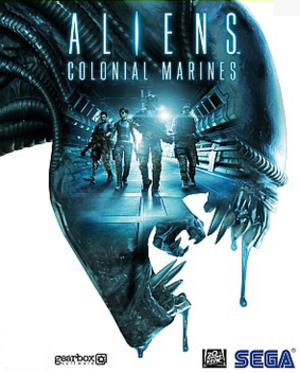 Aliens: Colonial Marines - Image: Aliens Colonial Marines Box