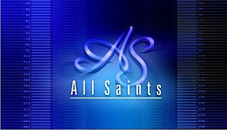 All Saints (TV series) - Seasons 4-6 title card