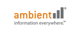 Ambient Devices - Image: Ambient Devices logo