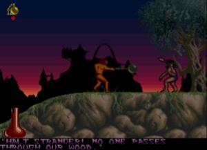 Shadow of the Beast II - Shadow of the Beast II (Amiga)
