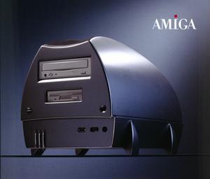 Amiga Walker - The Amiga Walker (1996).