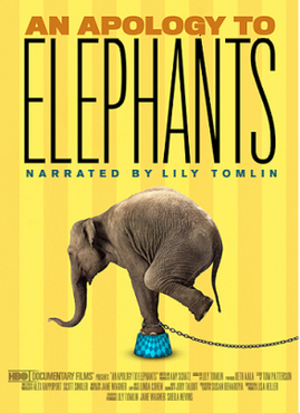 An Apology to Elephants - Promotional poster for An Apology to Elephants