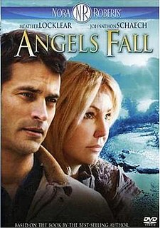 <i>Angels Fall</i> (film) 2007 television film directed by Ralph Hemecker