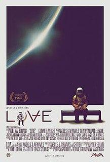 <i>Love</i> (2011 film) 2011 film by William Eubank