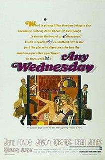 <i>Any Wednesday</i> 1966 film by Robert Ellis Miller