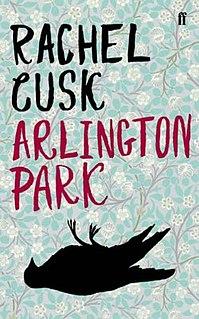 <i>Arlington Park</i> (novel) book by Rachel Cusk